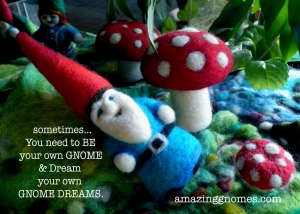 Dreaming Gnomespiration web