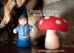 Lady Gnome Mushroom2 Gnomespirationweb