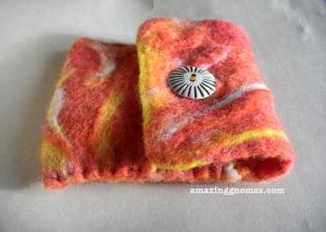 soft handmade pocket