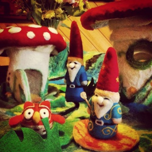 wizard gnome playscape